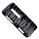 I love black and white HTC Evo 3D Hardshell Case  View5