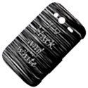 I love black and white HTC Wildfire S A510e Hardshell Case View4