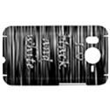 I love black and white HTC Desire HD Hardshell Case  View1