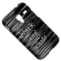 I love black and white Samsung Galaxy Ace Plus S7500 Hardshell Case View5