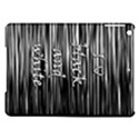 I love black and white iPad Air Hardshell Cases View1