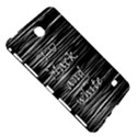 I love black and white Samsung Galaxy Tab 4 (8 ) Hardshell Case  View5