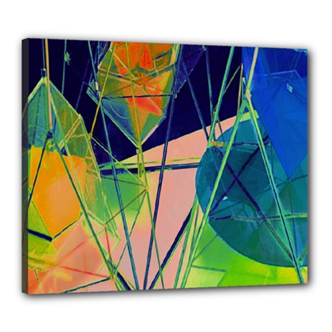 New Form Technology Canvas 24  x 20