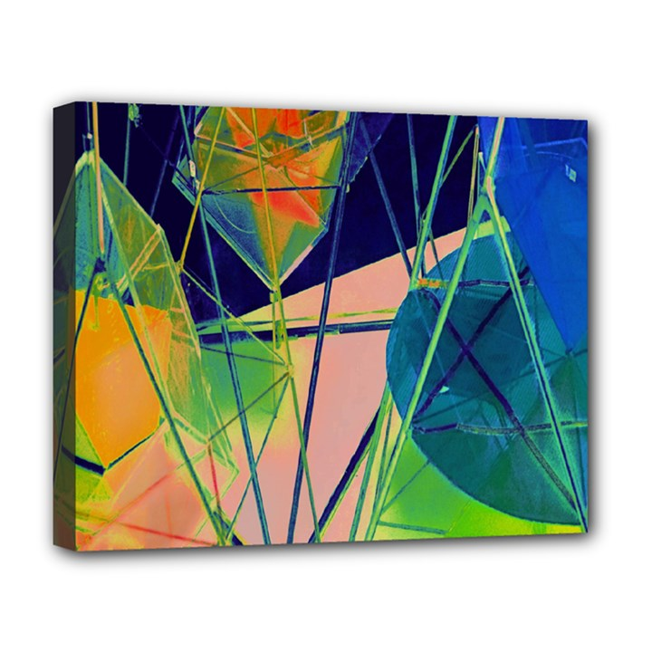 New Form Technology Deluxe Canvas 20  x 16