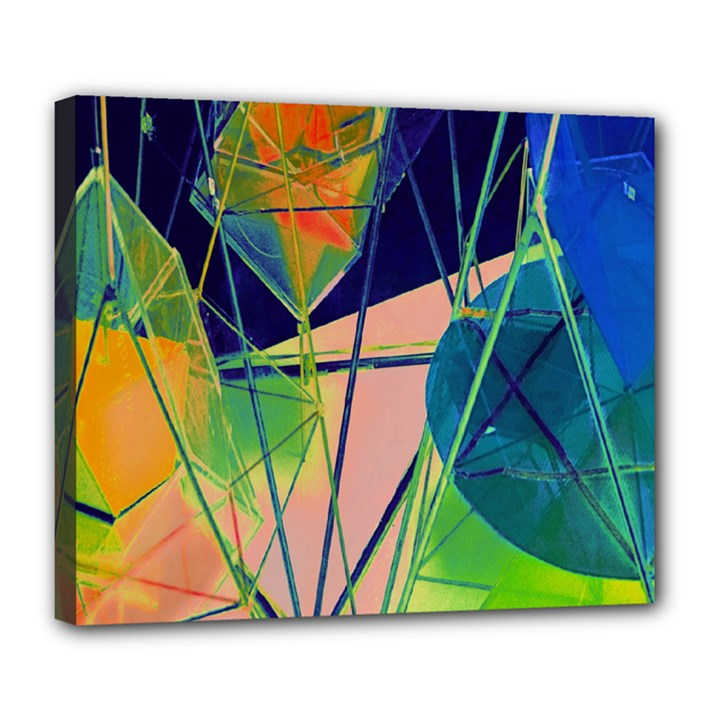 New Form Technology Deluxe Canvas 24  x 20
