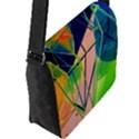 New Form Technology Flap Messenger Bag (L)  View2