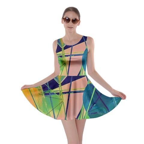 New Form Technology Skater Dress