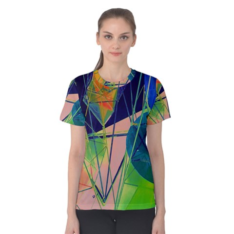 New Form Technology Women s Cotton Tee