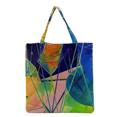 New Form Technology Grocery Tote Bag