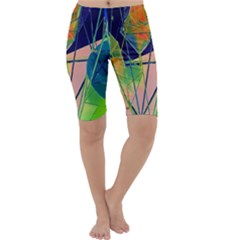 New Form Technology Cropped Leggings