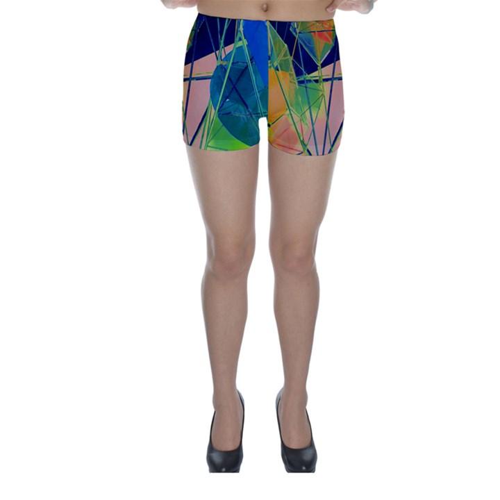 New Form Technology Skinny Shorts