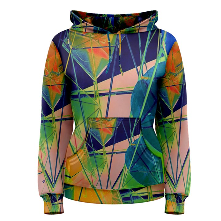 New Form Technology Women s Pullover Hoodie