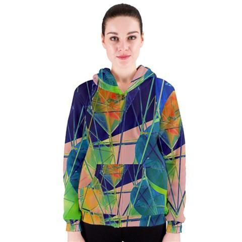 New Form Technology Women s Zipper Hoodie