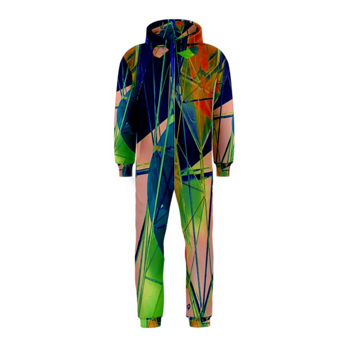 New Form Technology Hooded Jumpsuit (Kids)