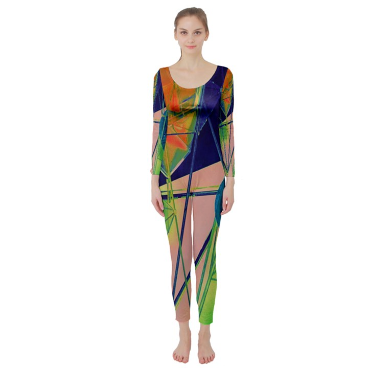 New Form Technology Long Sleeve Catsuit