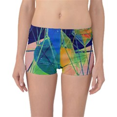 New Form Technology Boyleg Bikini Bottoms