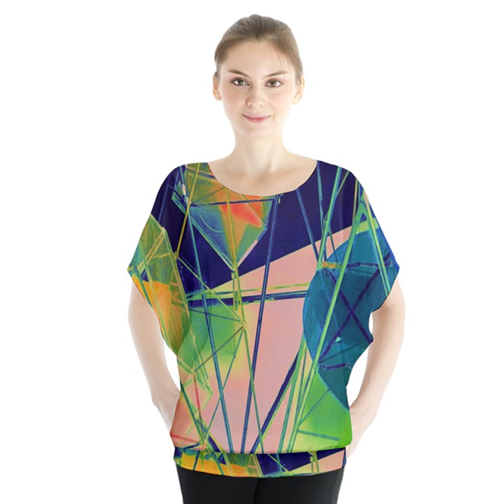 New Form Technology Blouse