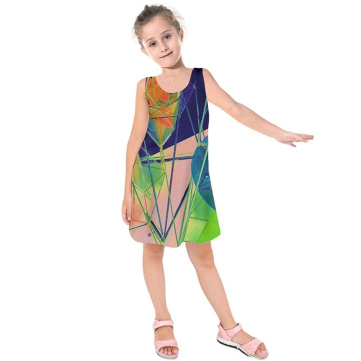 New Form Technology Kids  Sleeveless Dress
