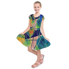 New Form Technology Kids  Short Sleeve Dress