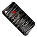 I love black and white 2 Apple iPhone 3G/3GS Hardshell Case View5