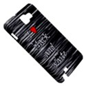 I love black and white 2 Samsung Galaxy Note 1 Hardshell Case View5