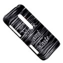 I love black and white 2 HTC Evo 3D Hardshell Case  View5
