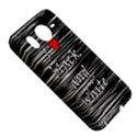 I love black and white 2 HTC Desire HD Hardshell Case  View5