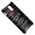 I love black and white 2 Samsung Infuse 4G Hardshell Case  View5