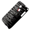 I love black and white 2 Samsung S3350 Hardshell Case View4