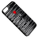 I love black and white 2 Apple iPhone 5 Classic Hardshell Case View5