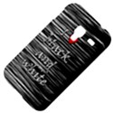 I love black and white 2 Samsung Galaxy Ace Plus S7500 Hardshell Case View4