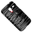 I love black and white 2 Samsung Galaxy Ace Plus S7500 Hardshell Case View5