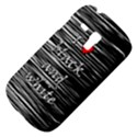 I love black and white 2 Samsung Galaxy S3 MINI I8190 Hardshell Case View4