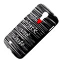 I love black and white 2 Samsung Galaxy S4 I9500/I9505 Hardshell Case View4