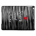 I love black and white 2 iPad Air Hardshell Cases View1