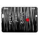 I love black and white 2 Kindle Fire HDX Hardshell Case View1