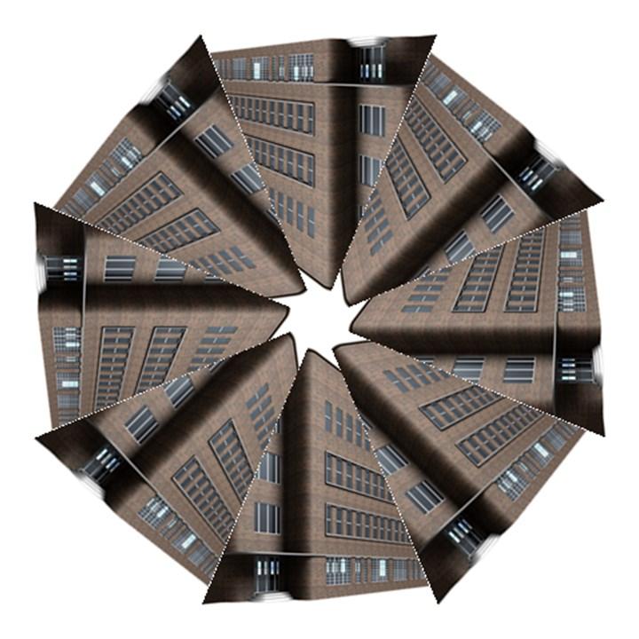 Office Building Villa Rendering Hook Handle Umbrellas (Medium)
