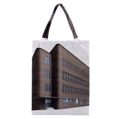 Office Building Villa Rendering Classic Tote Bag