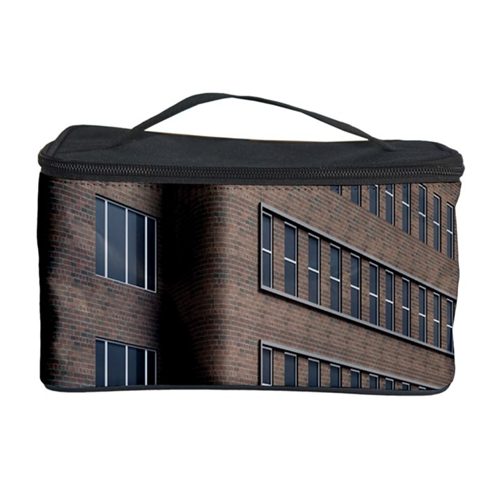 Office Building Villa Rendering Cosmetic Storage Case