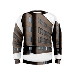 Office Building Villa Rendering Kids  Sweatshirt