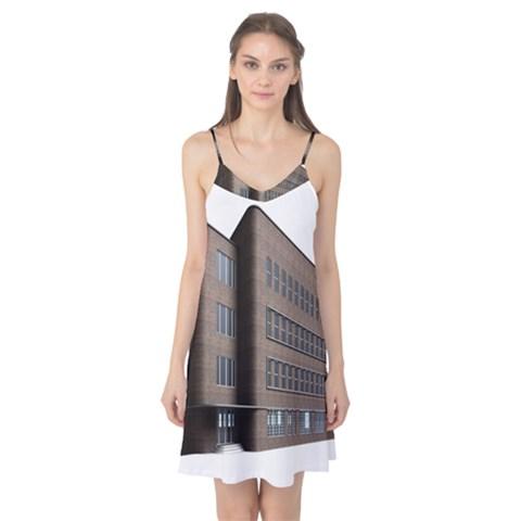 Office Building Villa Rendering Camis Nightgown