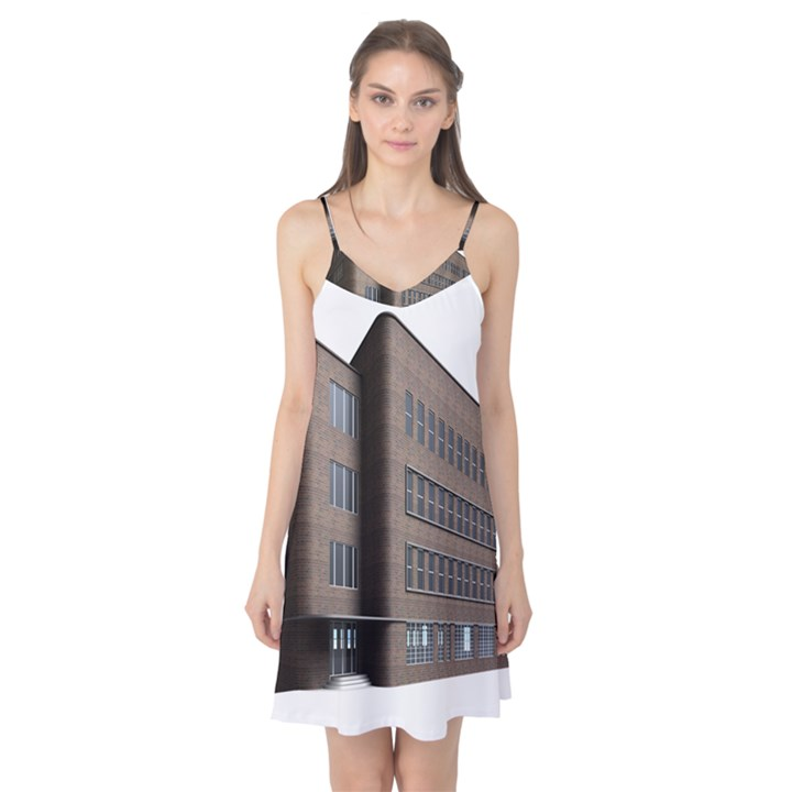 Office Building Villa Rendering Camis Nightgown