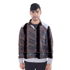 Office Building Villa Rendering Wind Breaker (Men)