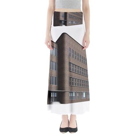 Office Building Villa Rendering Maxi Skirts