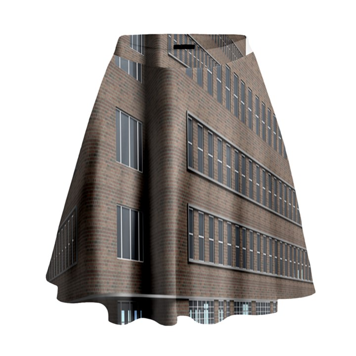 Office Building Villa Rendering High Waist Skirt