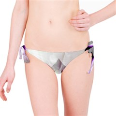 Purple Christmas Tree Bikini Bottom