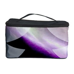 Purple Christmas Tree Cosmetic Storage Case