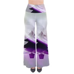 Purple Christmas Tree Pants