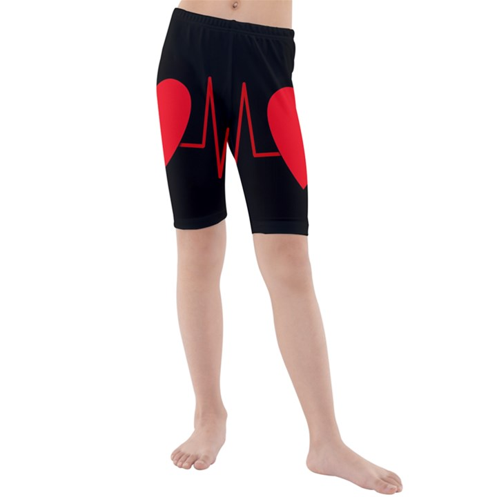 Hart bit Kids  Mid Length Swim Shorts