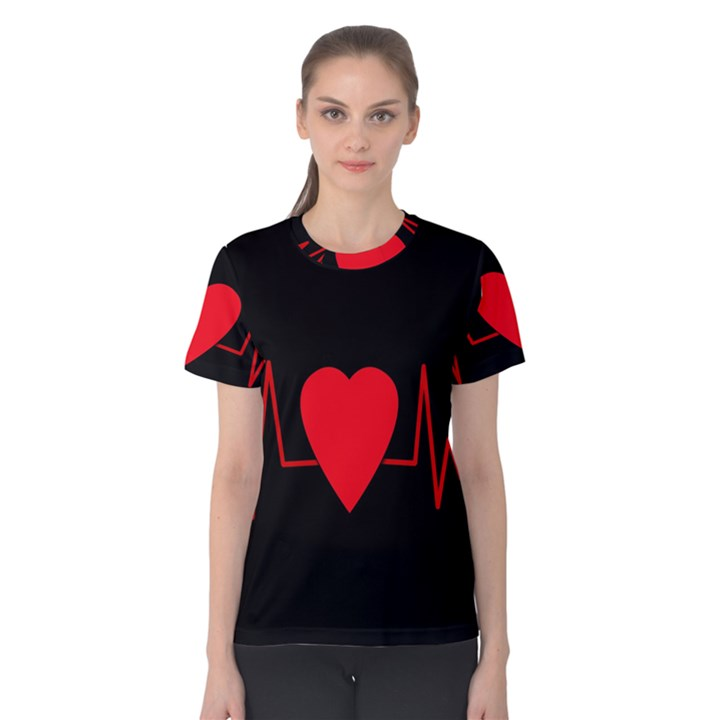 Hart bit Women s Cotton Tee